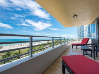 Bentley Beach 507 | 2Bed/2Bath | Beachfront