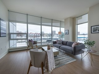 Two bedroom + Den Condo, Unit 801