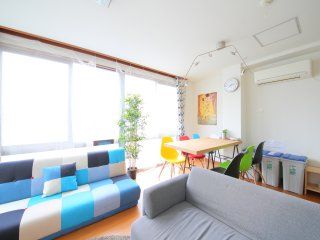7min walk from Nippori sta!Discount avai