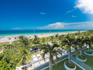 Gorgeous South Beach Front 1 Bed Condo