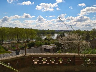 Le Gite de la Loire - Suite du Jardin | Troglo sous la Lanterne