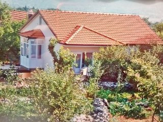 Holiday house near Makarska - House with a large garden  in a beautiful village, Imotski