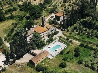 8 bedroom Villa in Ciggiano, Tuscany, Italy : ref 5218208