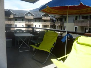 Apartment - 400 m from the slopes, Chamonix