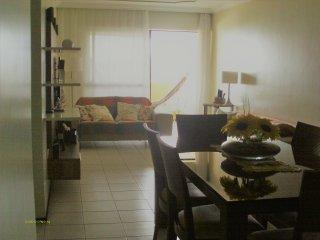 Apartamento 3 quartos com vista mar em Maceió