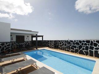 Casa Villa Varichuelo con piscina privada en Tias