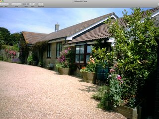 Milkpanfarm Self catering Holidays -Annexe