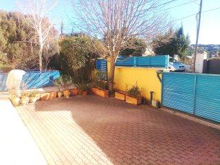 casa dinamica, gran jardin y vista panoramica
