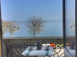 Apartment 'Il centro'  ... with view lake