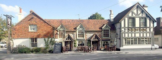 The local village pub