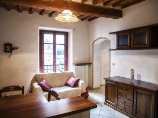 Appartamento in antico borgo tra Siena, Arezzo e Firenze