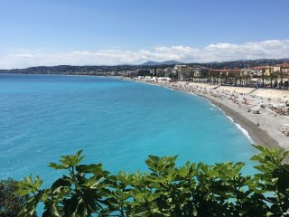 Beautiful Sunny 2 Dble Bed in Heart of Nice