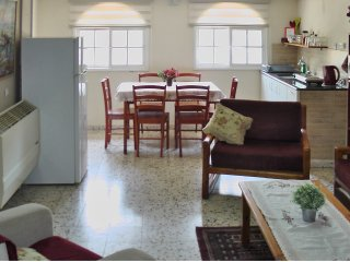 Jordan valley Vacation Apartment, Tiberias