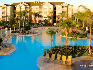 ORLANDO/DISNEY ~ 2BR 4 STAR CONDO at the prestigious Windsor Hills Resort, Reunion