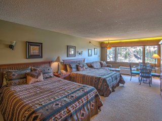New! Durango Studio w/ Fitness Center and Sauna!, Durango Mountain