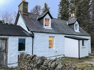 OLD GRUMBEG COTTAGE, remote location, fantastic views, open fire, near