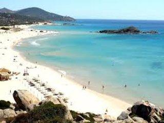 Porzione di Villa con piscina a pochi minuti dalle spiagge del Sud Sardegna