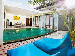 Modern Cosy 2 BR Pool Villa