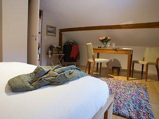 L'émeraude des Alpes, Chambres d'hôtes du Désert en Chartreuse, Entremont-le-Vieux