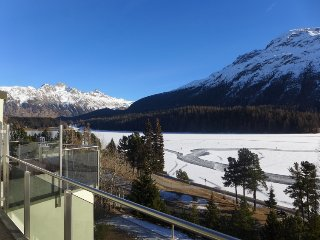 2 bedroom Apartment in Saint Moritz, Canton Grisons, Switzerland : ref 5310392