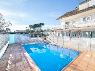 4 bedroom Villa in Vidreres, Costa Brava, Spain : ref 2379813, Sils