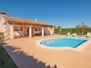2 bedroom Villa in Sant Joan, Mallorca, Mallorca : ref 2379842