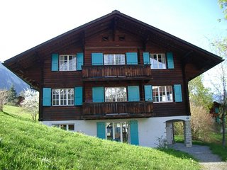 3 bedroom Apartment in Lenk, Bernese Oberland, Switzerland : ref 2379972
