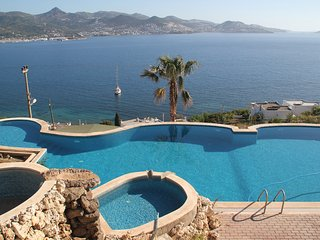 Bodrum YalIkavak Luxury Villa With Sea View And Swimming Pool # 247