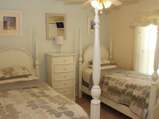 Twin Guest Bedroom.
