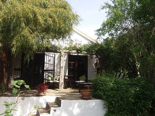 Almendra Casita with pool on ecological finca, nr Vejer, beaches & restaurants