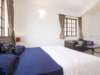 luxury boutique guest rooms for holiday in Goa, Alto-Porvorim