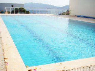 Bodrum BardakcI Residence Apartment With Swimming Pool # 9