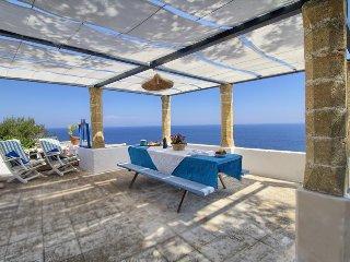Villetta Othoni - splendida terrazza vista mare