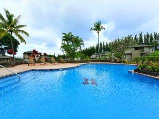 Kapaula Golf Villa 16P- Spacious 2bd with Ocean and Golf views