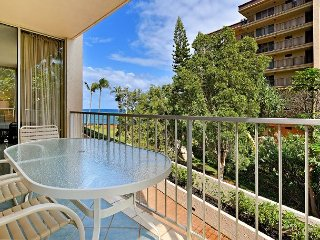 Partial Ocean View 2 bedroom with AC  Summer Special $119/nite, Lahaina