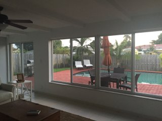 Charming newly renovated house with pool, Fort Lauderdale