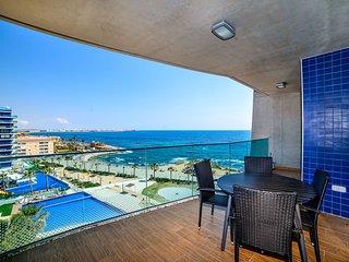 2 bedroom Apartment in Punta Prima, Valencia, Spain : ref 5345657