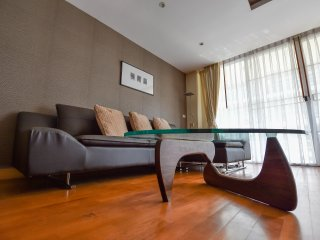 A comfortably furnished apartment in Night Bazaar Area
