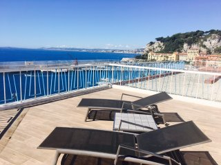 Wow what a view - 180 square meter rooftop terrace