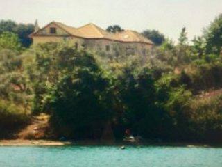 """Rouga Beach - """" Villa Paradise + Utopia """", Vonitsa"""