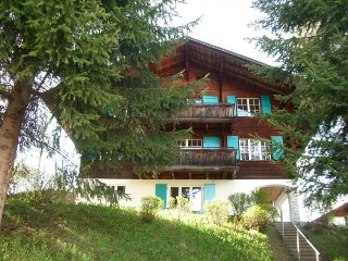 3 bedroom Apartment in Lenk, Bernese Oberland, Switzerland : ref 2380119