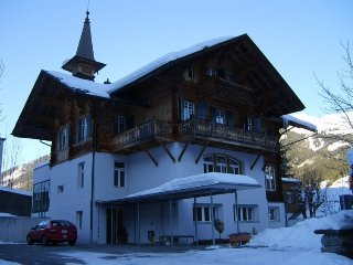 3 bedroom Apartment in Lenk, Bernese Oberland, Switzerland : ref 2380125