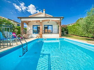 3 bedroom Villa in Porec Sv. Lovrec, Istria, Croatia : ref 2380141
