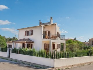 4 bedroom Villa in Sa Ràpita, Balearic Islands, Spain : ref 5251541