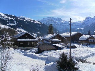 2 bedroom Apartment in Lenk, Bern, Switzerland : ref 5251578