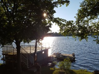 Beautiful Balsam Lake