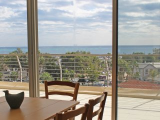 2b Seaview Breze apartment - Finikoudes beach