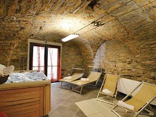 6 bedroom Villa in Dolcedo, Riviera Di Ponente, Italy : ref 2382324