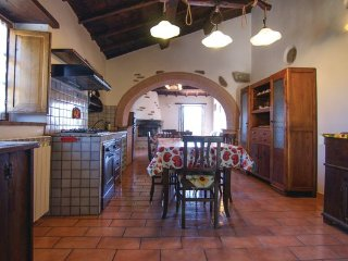 7 bedroom Villa in Arcidosso, Grosseto And Surroundings, Italy : ref 2382687