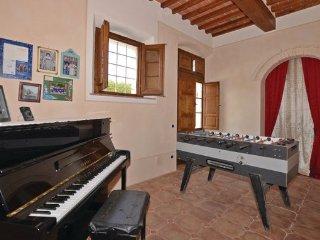 5 bedroom Villa in Pisa, Etruscan Coast, Italy : ref 2382700, Arena-Metato